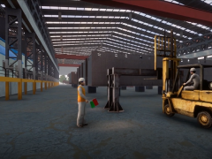 EHSCity Forklift Dead Zone VR Experience (43Broadcast)